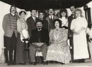 Poslední muž 1982 - Radoslav Jansa, Hana Nováková, Václav Havel, Vilma Vacková, Václav Havlíček, Věra Mačátová, Jiří Valter, Dana Prokopová, Ladislav Vaško, Věra Chládková