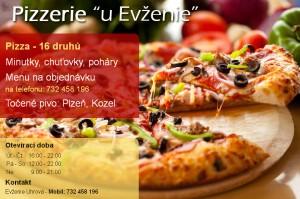 Pizzerie u Evženie