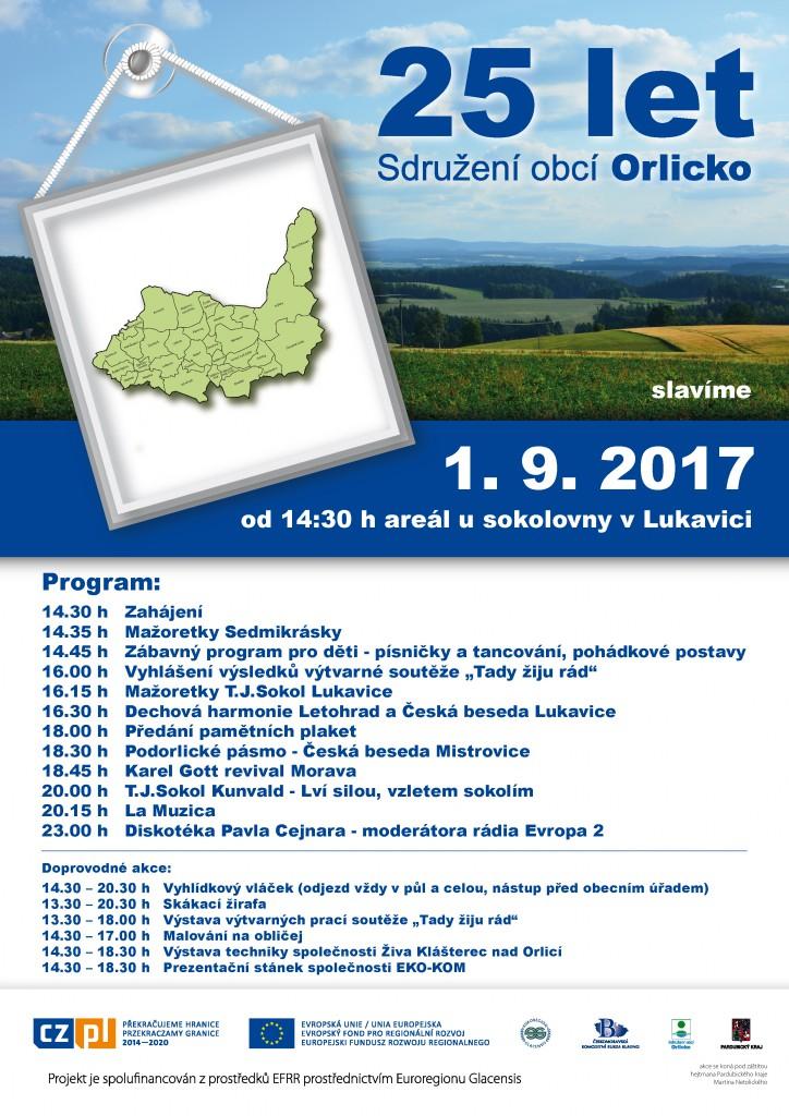 SDRUZENI_ORLICKO_plakat finální
